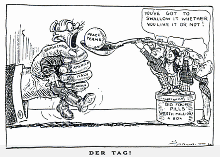 an analysis of hostile criticism of the versailles treaty How justified are hostile criticisms of the versailles treatyon the 11th of november 1918 the kaiser's germany lay down their weapons on the signing of the armistice agreement after 5 years of fighting the first world war had come to an end germany.